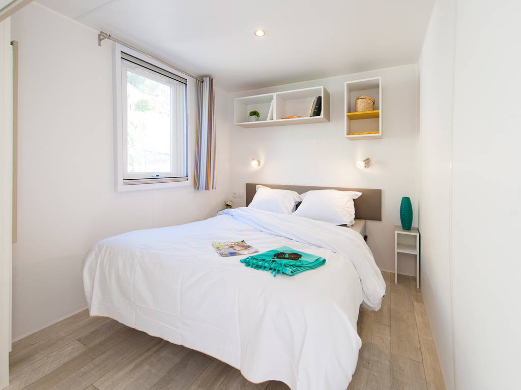 Chambre adulte camping Biarritz