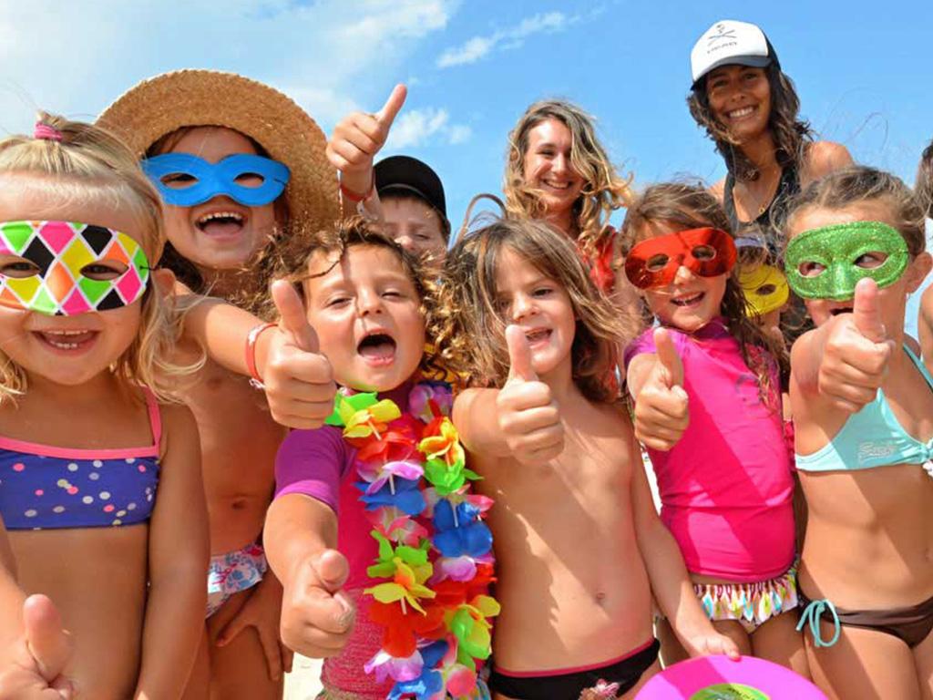 Activités pour enfants camping 64